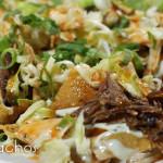 Asian Nachos - med