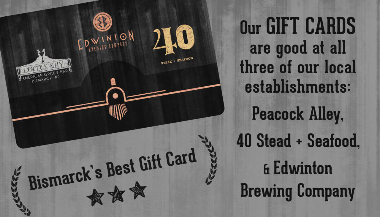 Peacock Alley Gift Cards