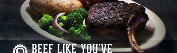 Beef like you've never eaten